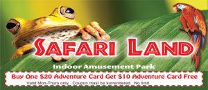 Safari Land Villa Park