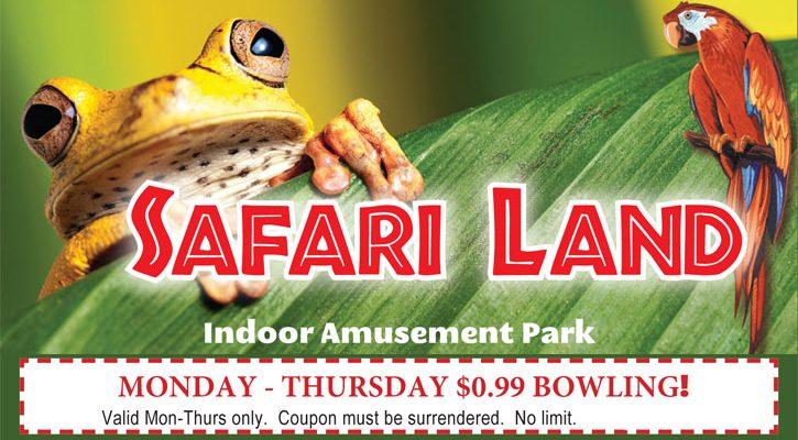 Safari Land Attractions Discount